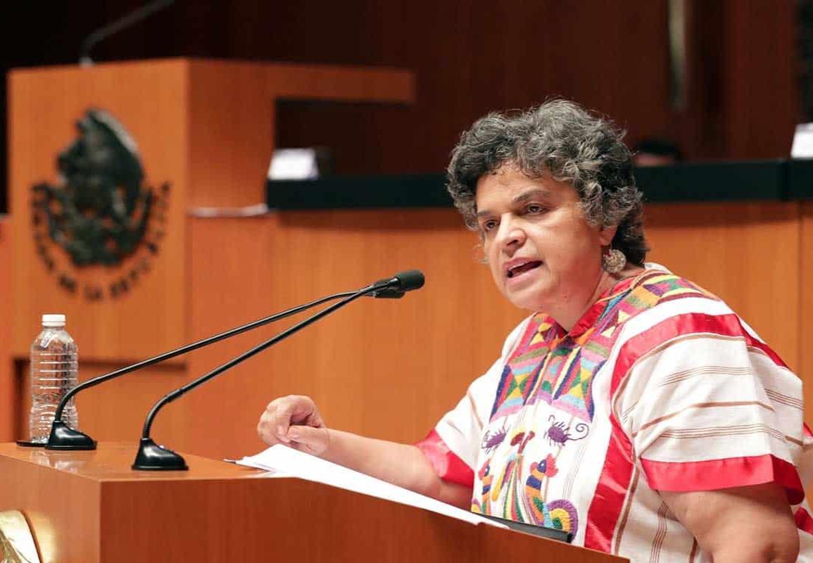 Es indispensable mejorar condiciones de puertos: Beatriz Paredes