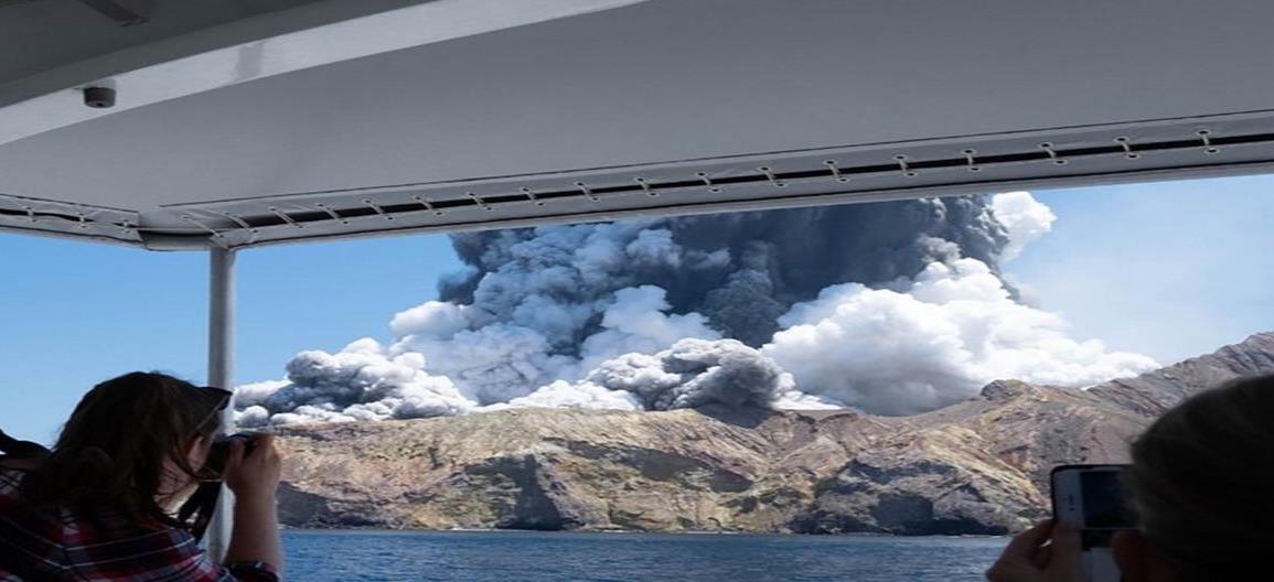 Nueva Zelanda: no habría más sobrevivientes en erupción de volcán