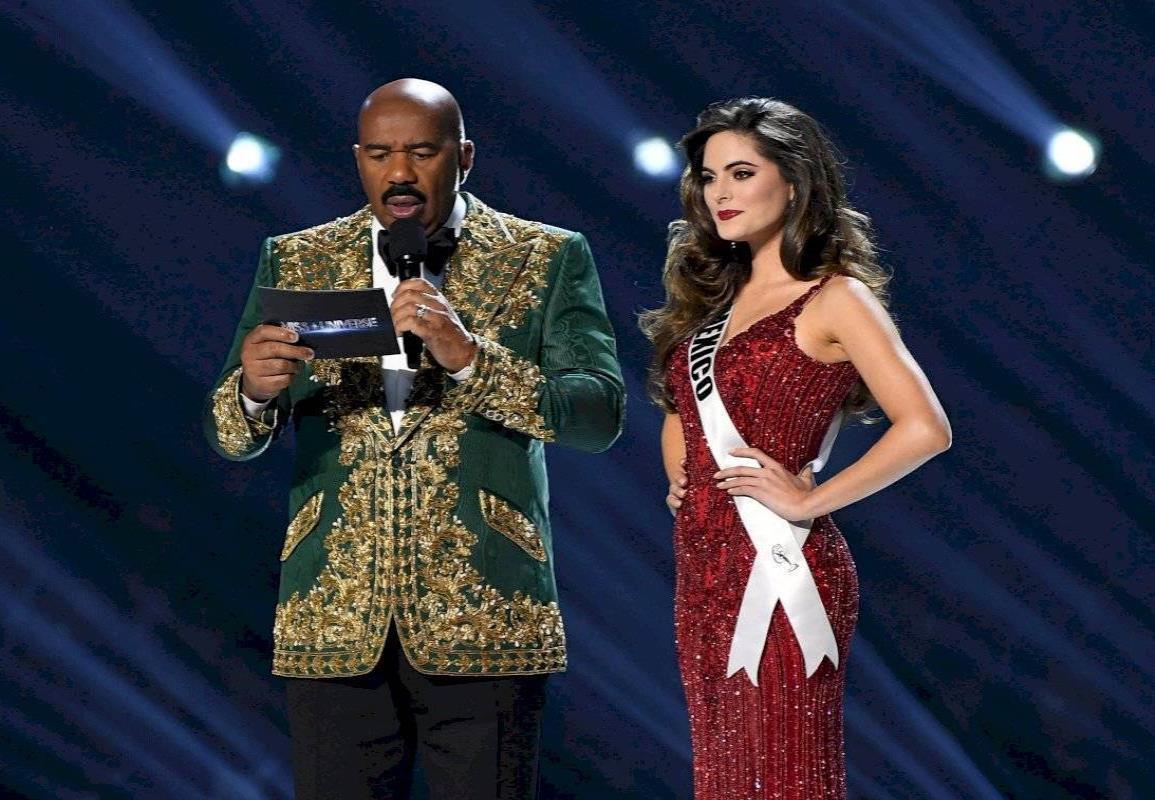 Sofía Aragón gana el tercer lugar en Miss Universo