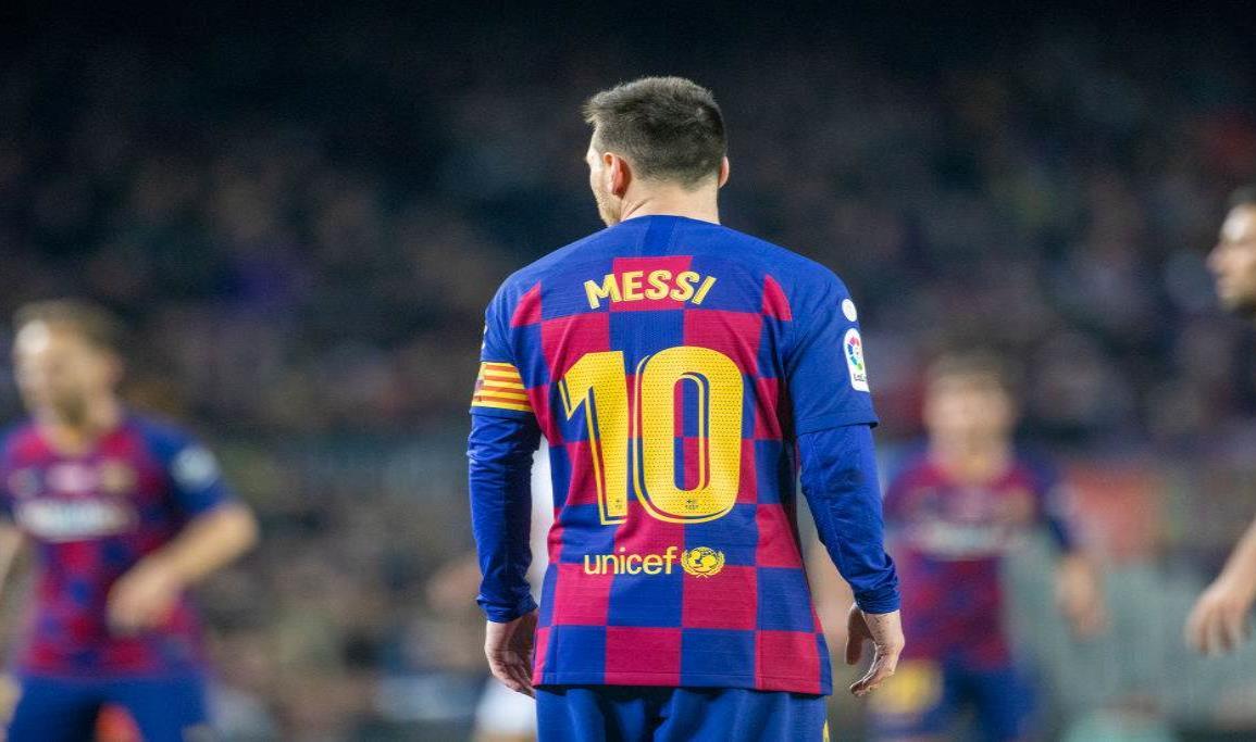Messi queda fuera de la convocatoria del Barcelona para enfrentar al inter