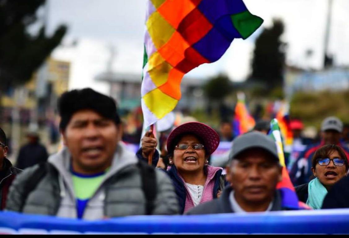 La CIDH pide una investigación internacional sobre masacres en Bolivia