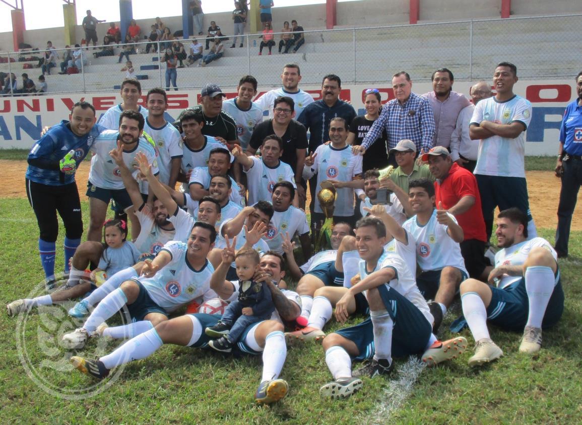 La Universidad de Sotavento se corona en la Liga Porteña