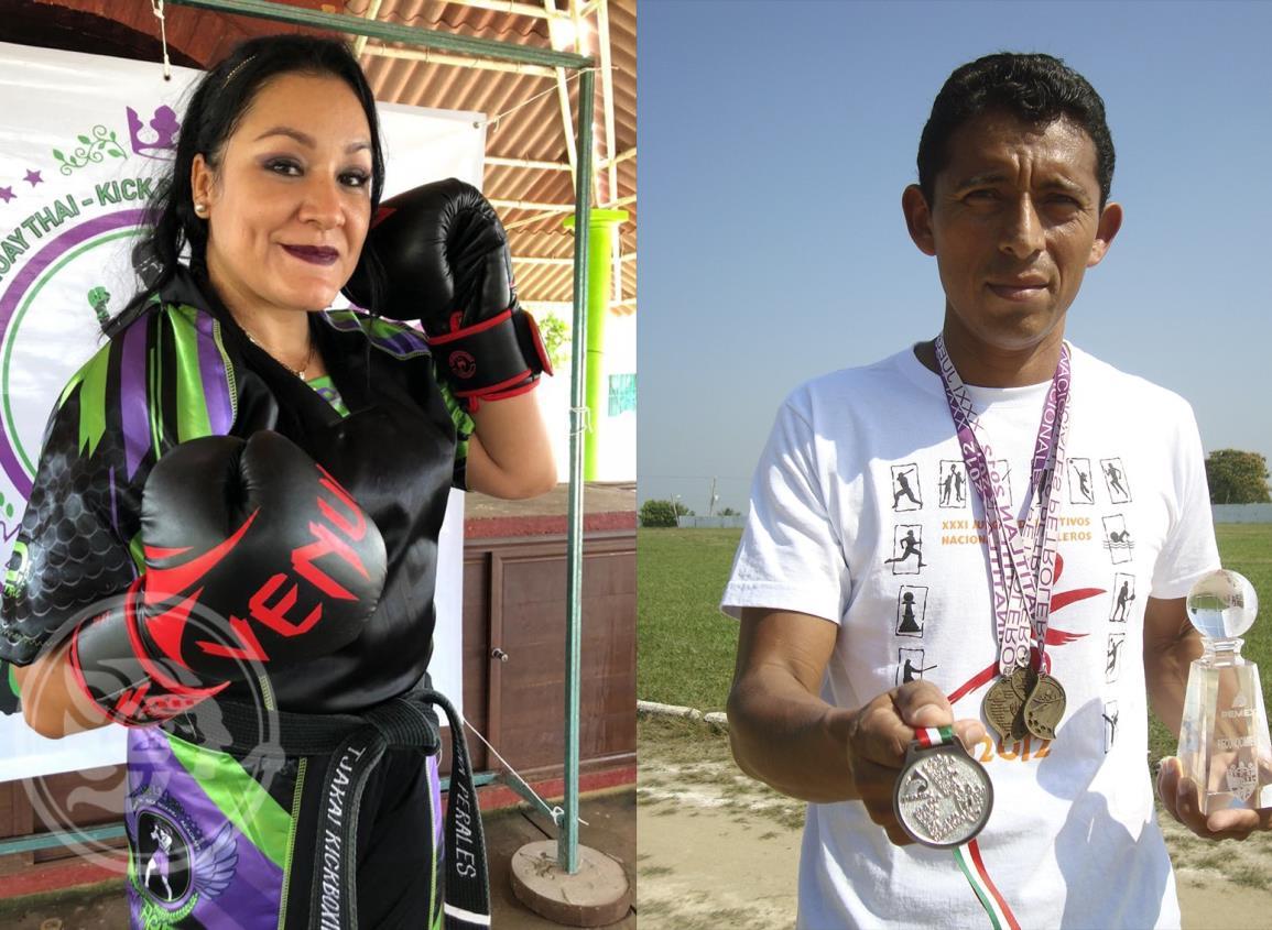 Personajes del deporte de Agua Dulce y Las Choapas serán reconocidos