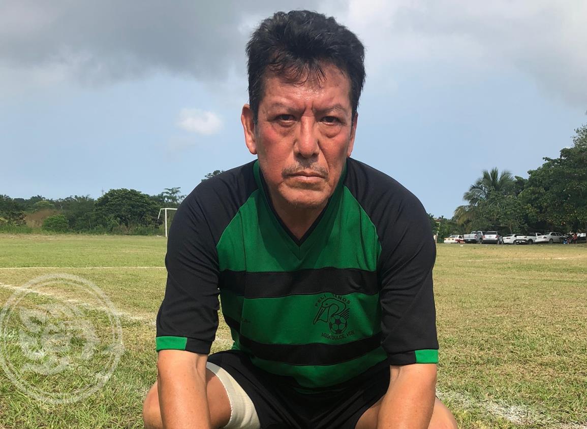 José Manuel Xotlanihua Tetla es un privilegio, seguir jugando a sus 60 años
