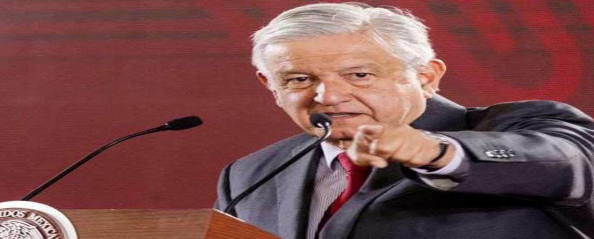 Denuncia López Obrador asedio policial a la embajada de México en Bolivia