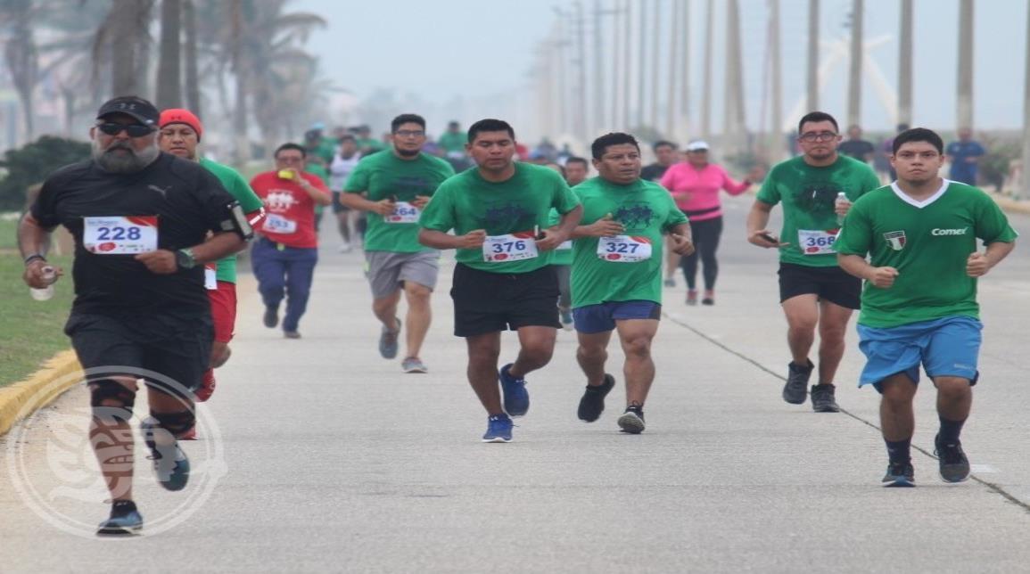 La San Silvestre Coatza 2019 que se correrá el domingo será de alto nivel