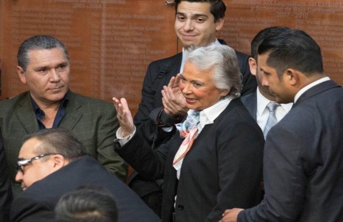 Ha sido el año del perdón en México: Olga Sánchez cordero