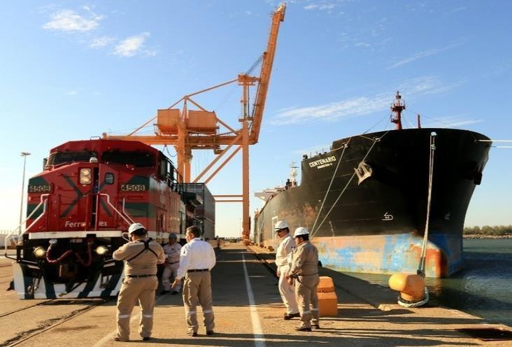 Aún sin determinar fecha para aumento de movimiento de carga en Veracruz