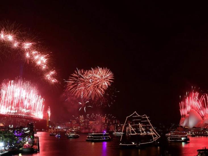 ¡Adiós al 2019! Así celebran alrededor del mundo la llegada del año nuevo