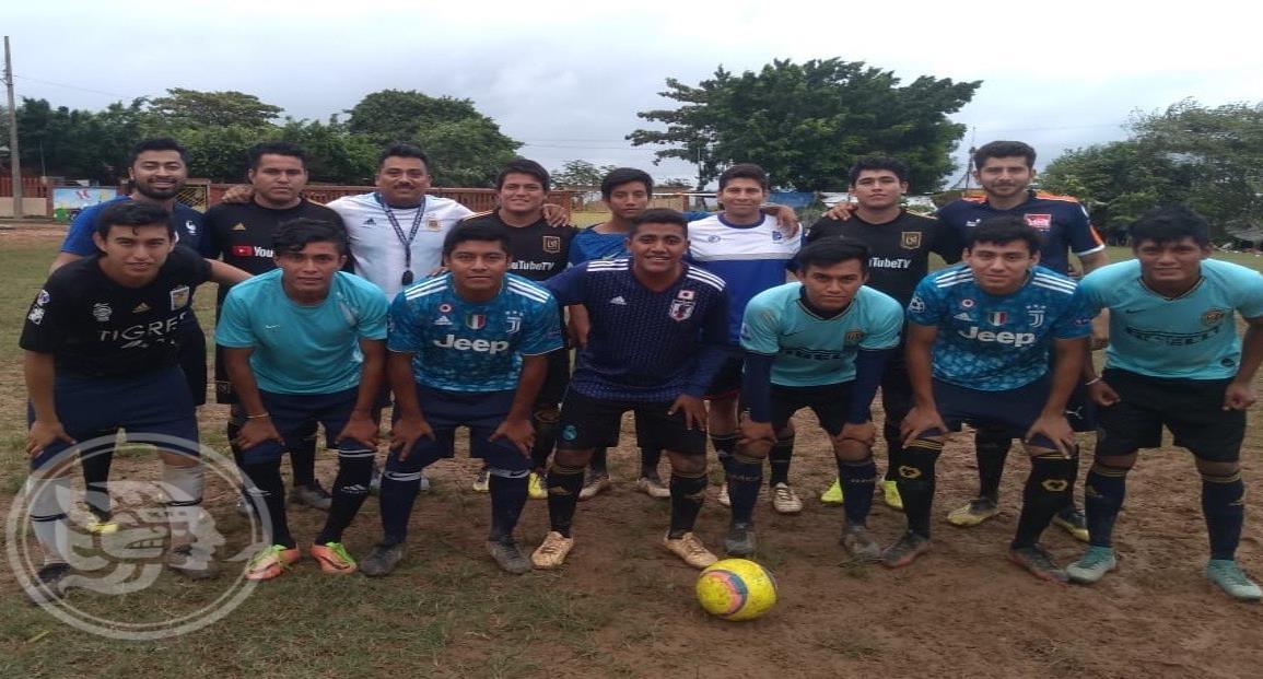 Argentinos Jrs campeón del futbol de La Gravera