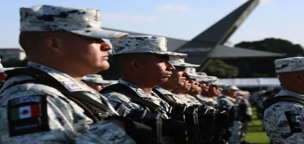 Gobierno reclutará 100 mil elementos para la Guardia Nacional