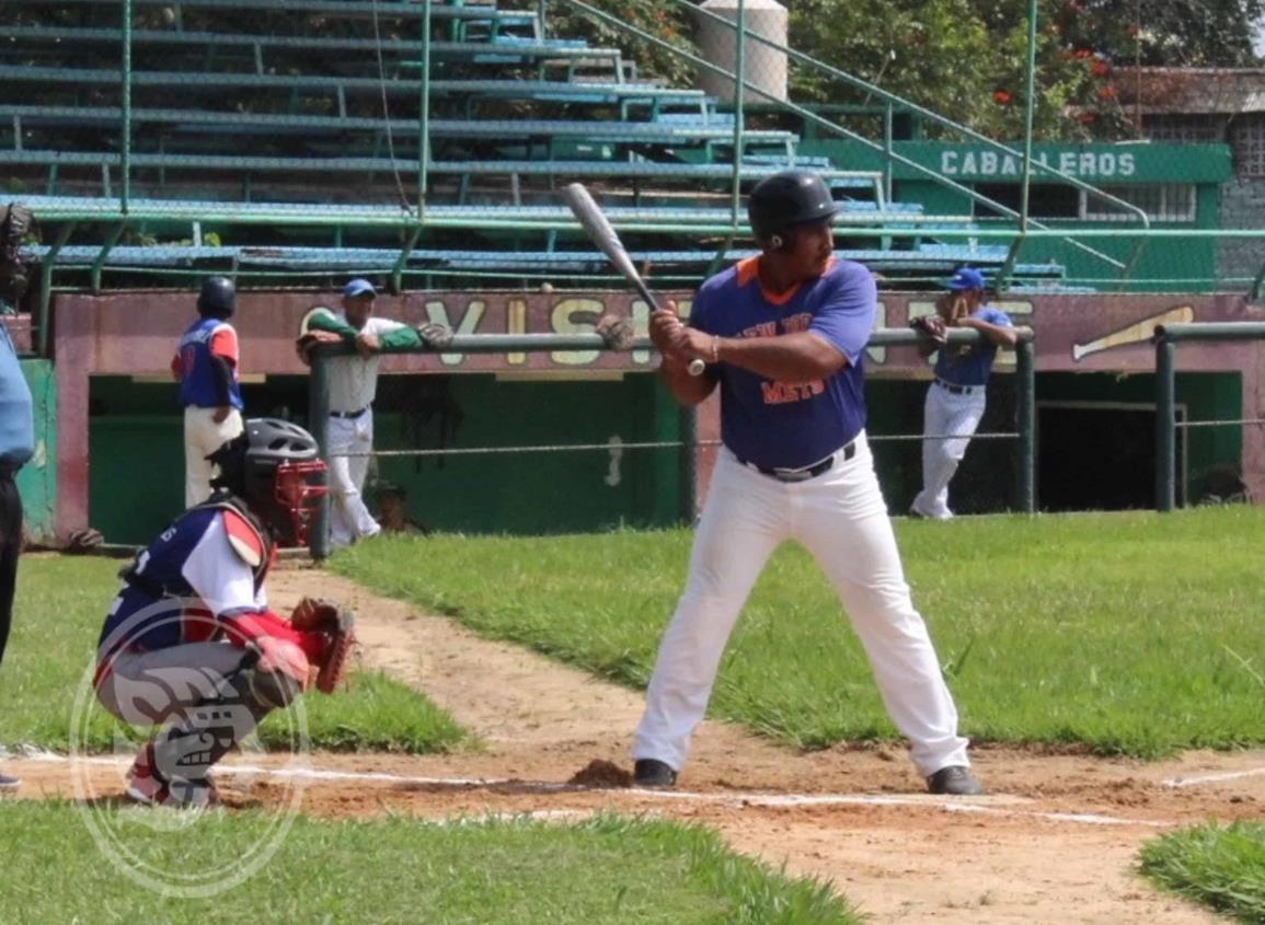Bombarderos y Ángeles inician serie final en el beisbol Inter Ejidal de Agua Dulce