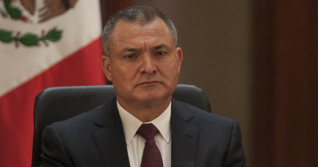 Juez niega libertad bajo fianza a García Luna