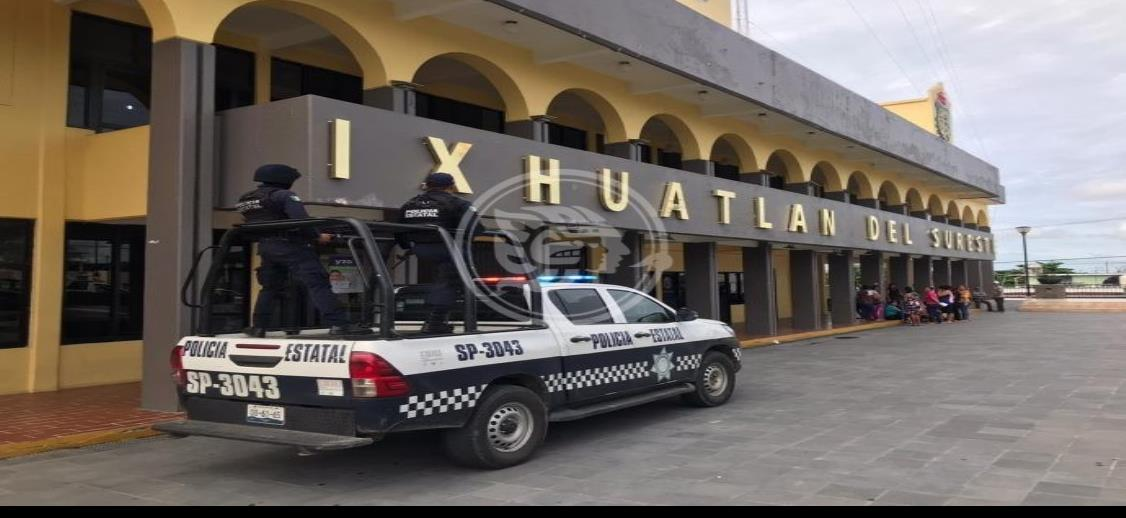 Acusan a elementos de la SSP Ixhuatlán, de abuso de autoridad
