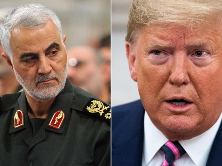 Irán promete venganza contra EU tras ataque
