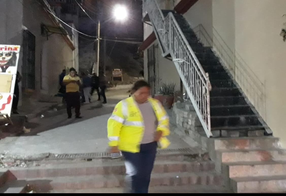 Sismo en Oaxaca dejó daños menores en dos regiones