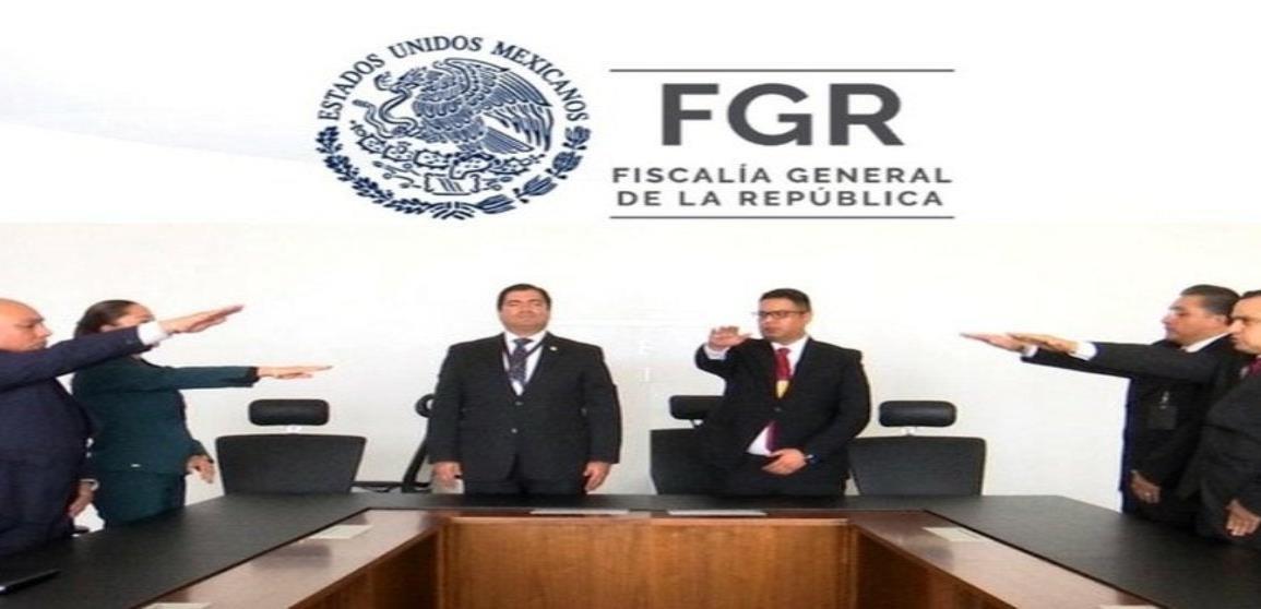 FGR designa al nuevo titular de la Policía Federal Ministerial