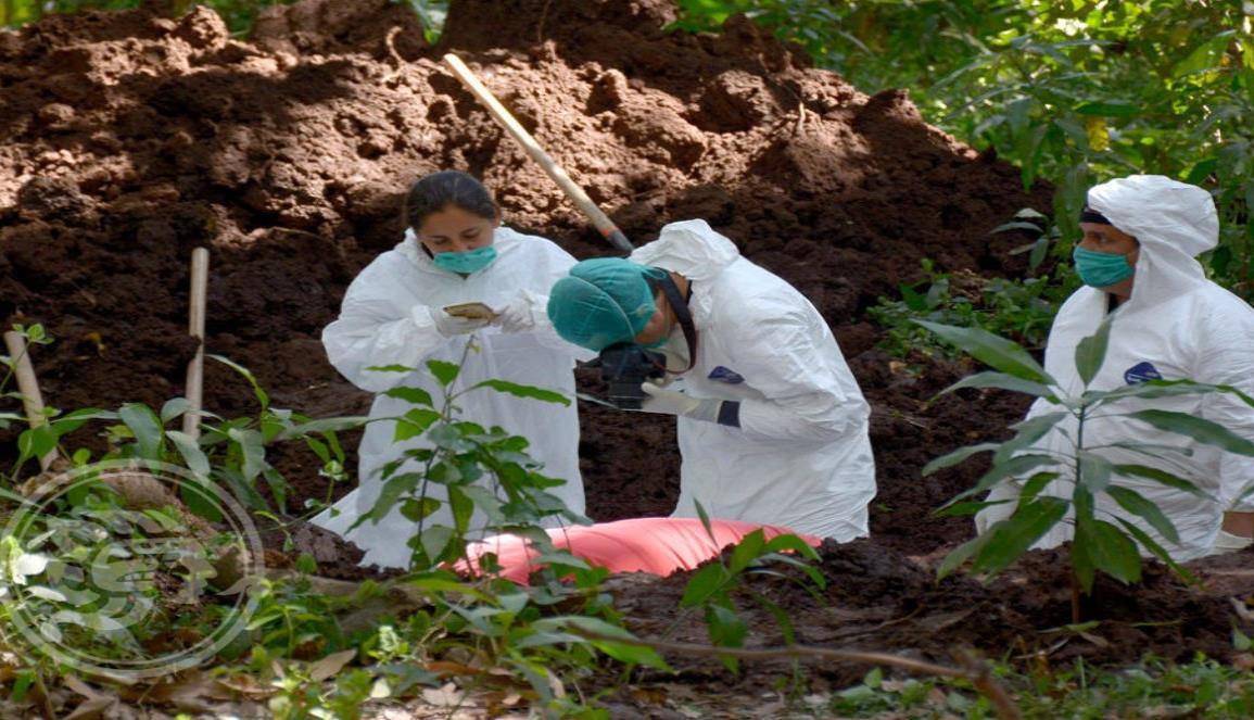 En 13 meses hallan en cinco estados 873 fosas clandestinas, entre ellos Veracruz