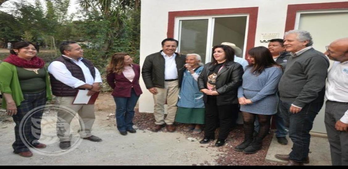 Con programa social se combatirá alto rezago en vivienda, asegura Cutláhuac