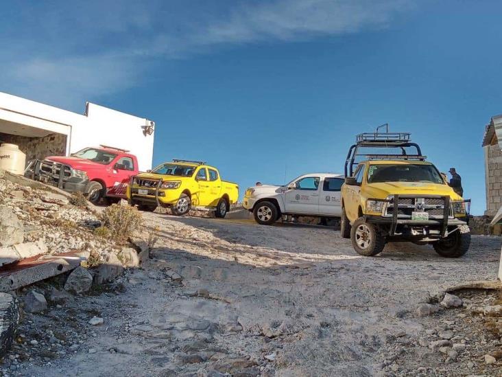 Controlado 75% del incendio forestal del Parque Nacional Cofre de Perote