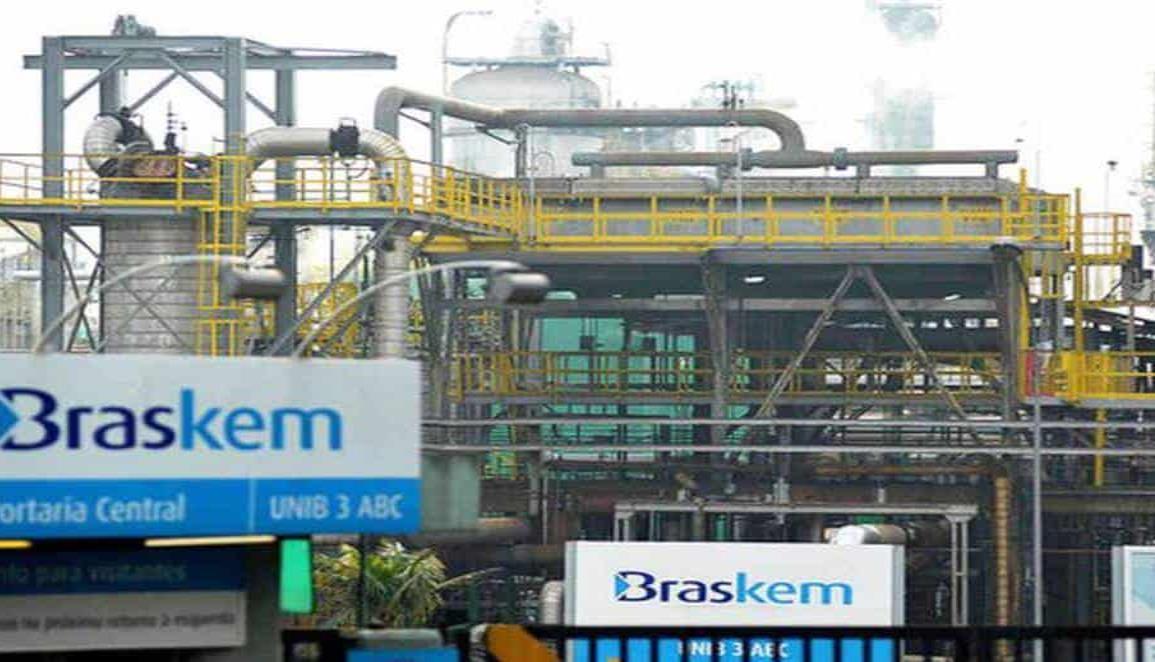 Braskem fabricó tres millones de toneladas de polietileno en 2019