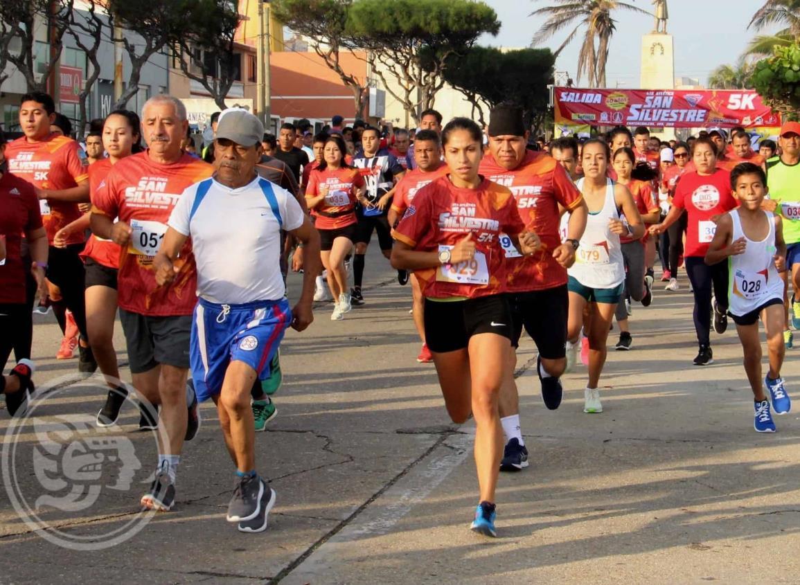 San Silvestre Coatza a la lista de carreras emblemáticas