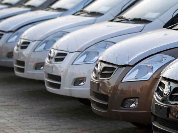 Aumentan menos de 1% las ventas de autos en septiembre