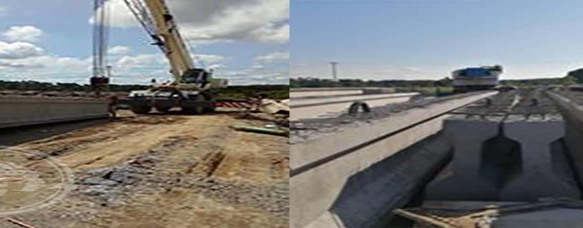 Avanza construcción de puente que une a Moloacán y Nanchital