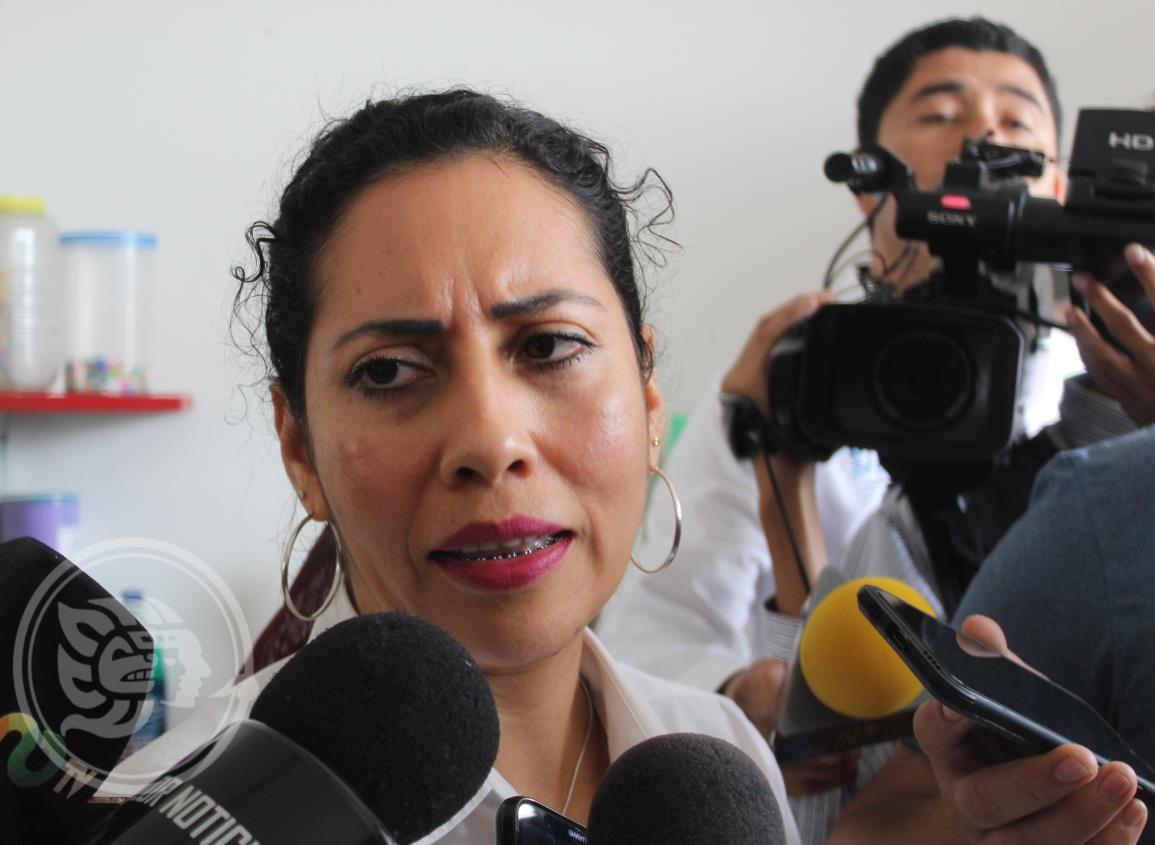 Seguiré insistiendo en la seguridad de la región sur: Tania Cruz