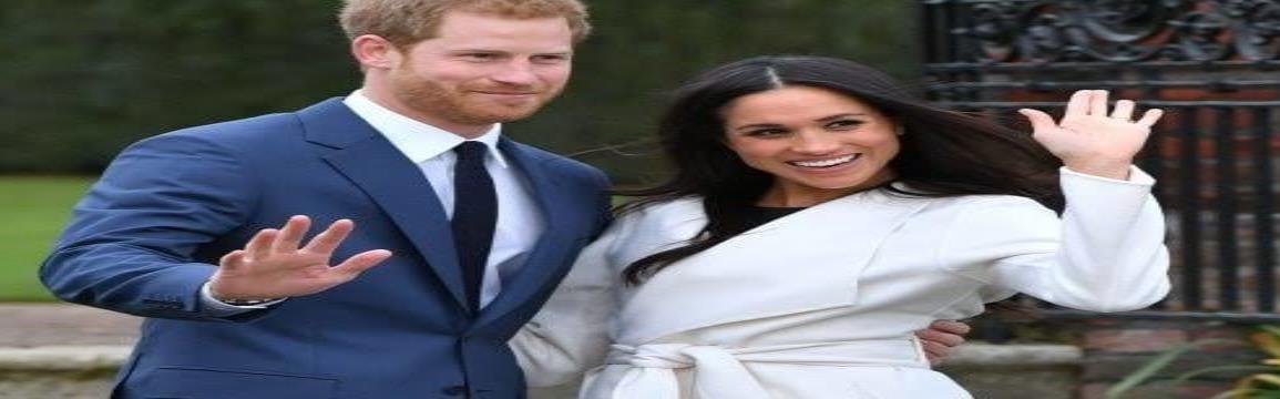 Príncipe Harry y Meghan Markle abandonan familia real