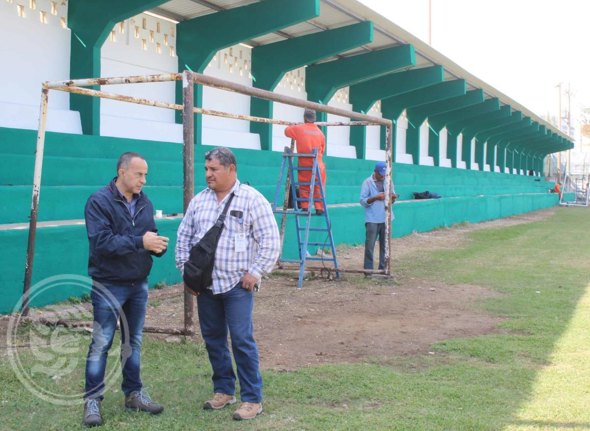 Comenzará la entrega de obras en escuelas de Coatzacoalcos