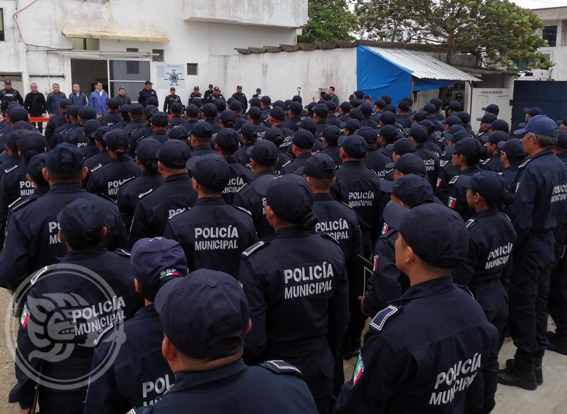 Policía Municipal necesita un jefe formal, reitera Yazmín Martínez