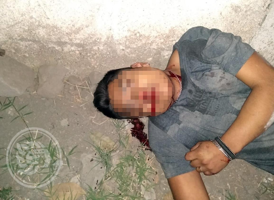De dos disparos en la cabeza matan a joven en Nogales
