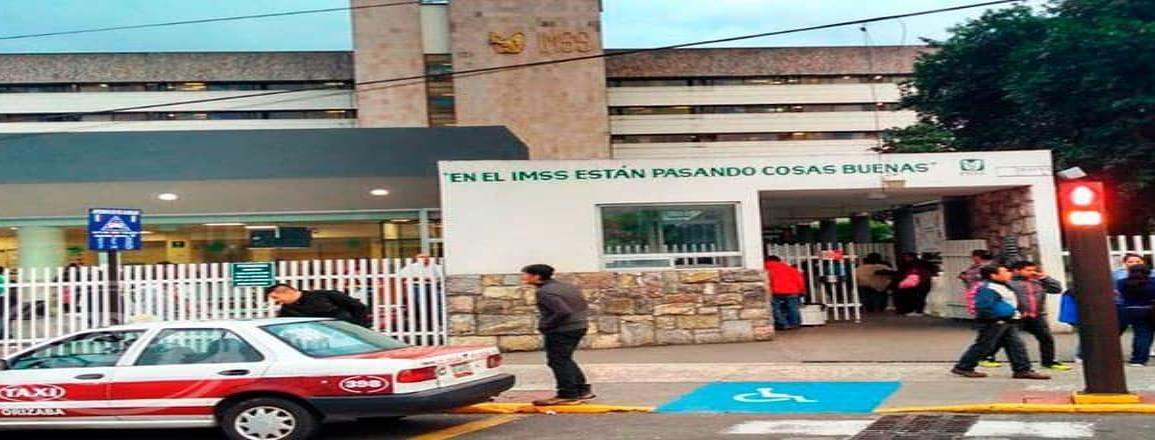 Aún no hay medicinas en el IMSS de Orizaba