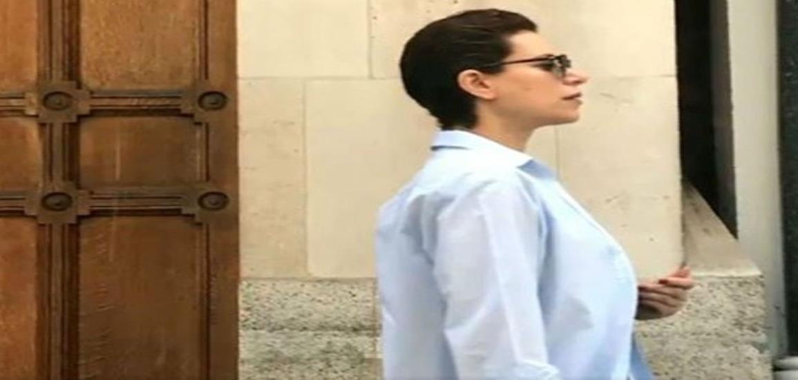 Karime Macías usará brazalete electrónico en el Reino Unido, afirma FGR