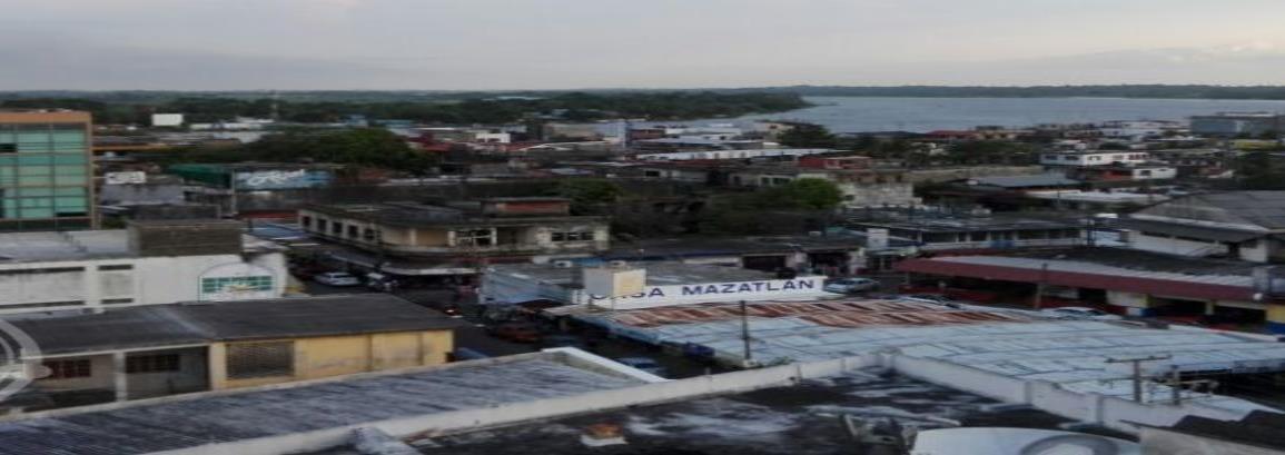 Agua está llegando lodosa a hogares en Minatitlán