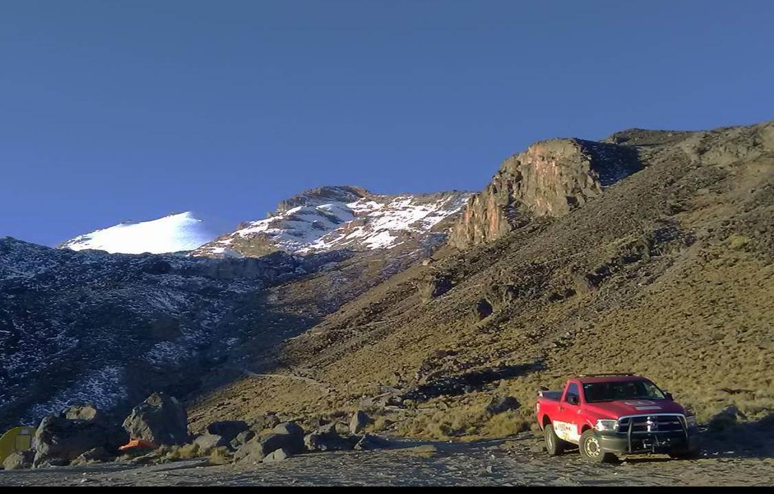 Ambientalistas reclaman que talamontes devastan Pico de Orizaba