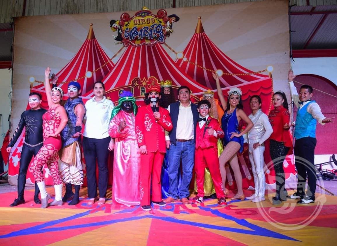 Espectacular festejo de día de reyes en Sayula