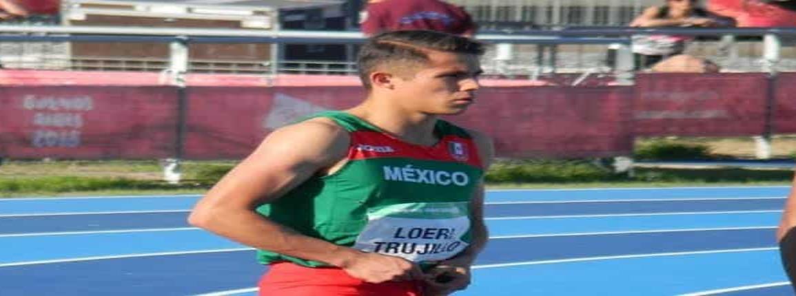 Matan a balazos al atleta mexicano Martín Alejandro Loera Trujillo