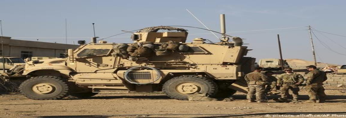 Lanzan cohetes contra base militar de EU en Irak