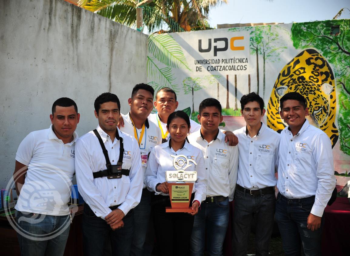 Alumnos de la UPC representarán a México en concurso en España
