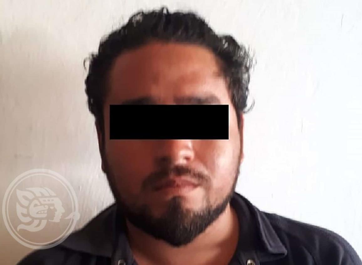 Ministeriales detienen a presunto pederasta en Acayucan