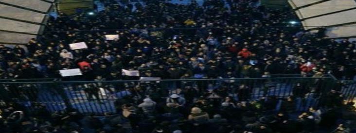 Manifestantes iraníes exigen renuncia del líder Alí Jameneí tras derribo de avión ucraniano