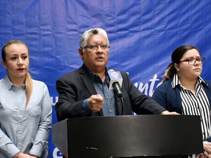 Cuentos chinos de CGJ, robo de medicamentos en Veracruz: PAN