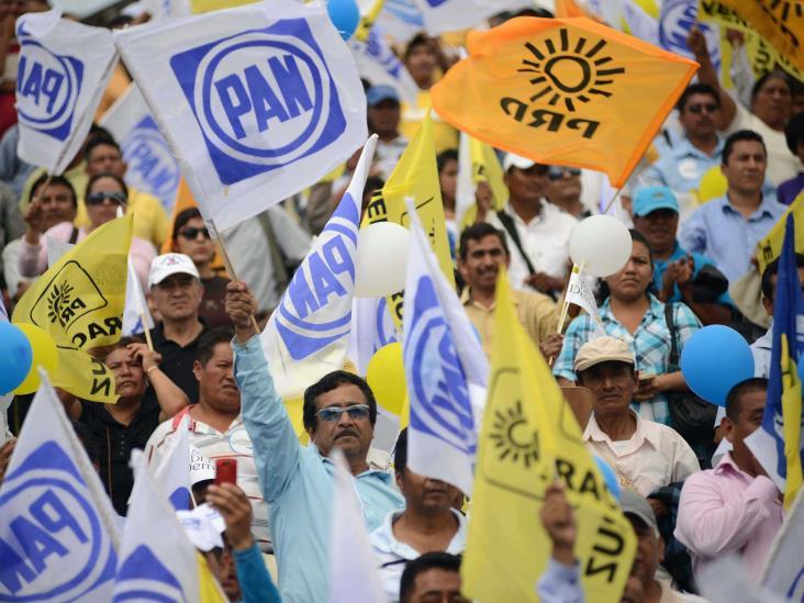 Descarta PRD Veracruz nueva alianza con el PAN en elecciones del 2021