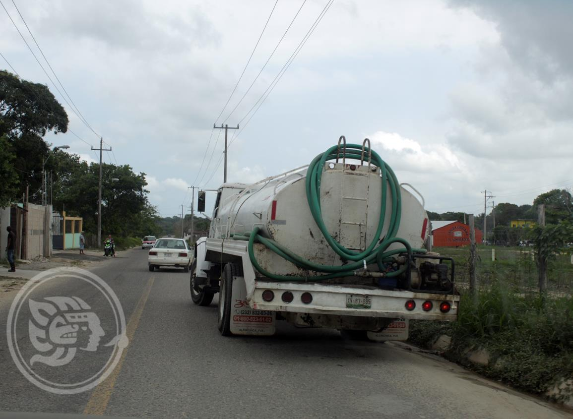 Choapenses se quedarán sin agua por más de una semana