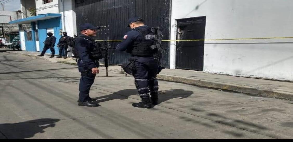 SSP asegura bodega y camiones con mercancía robada