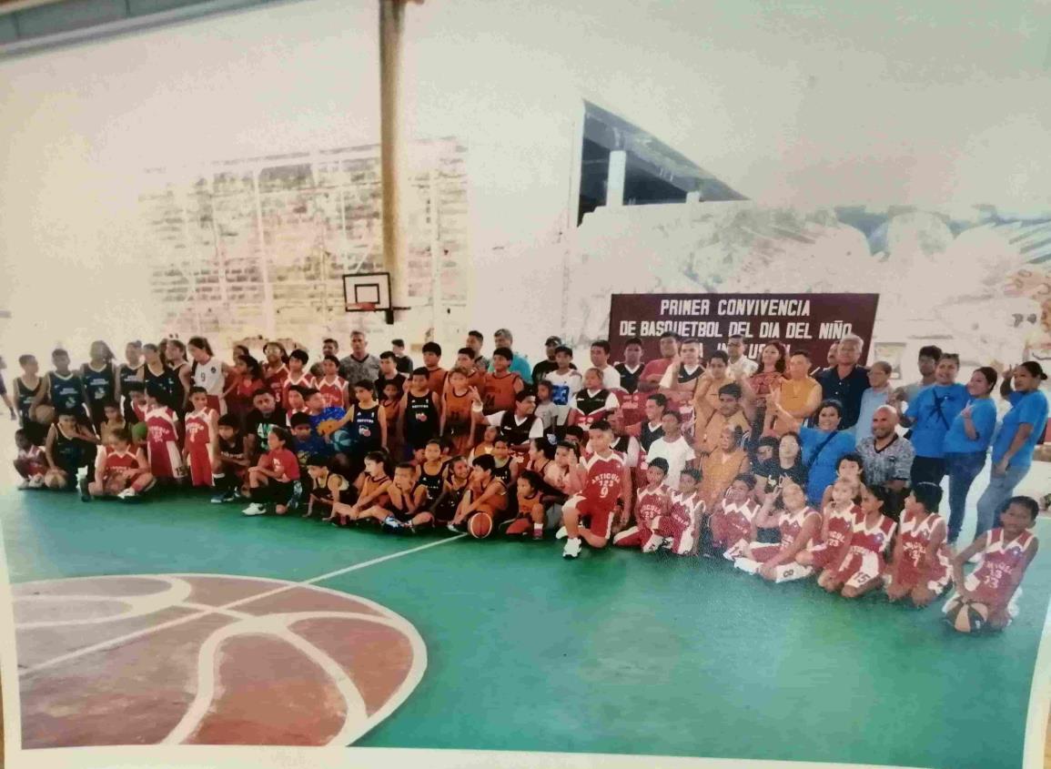 Cumplirá un año el equipo de basquetbol inclusivo Delfines de Coatzacoalcos