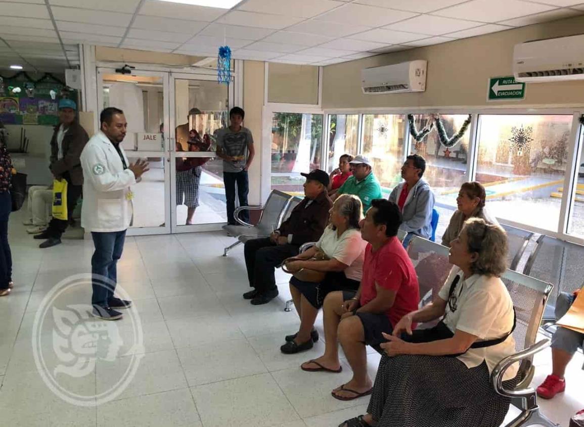 IMSS-Veracruz modifica horarios de solicitudes de citas