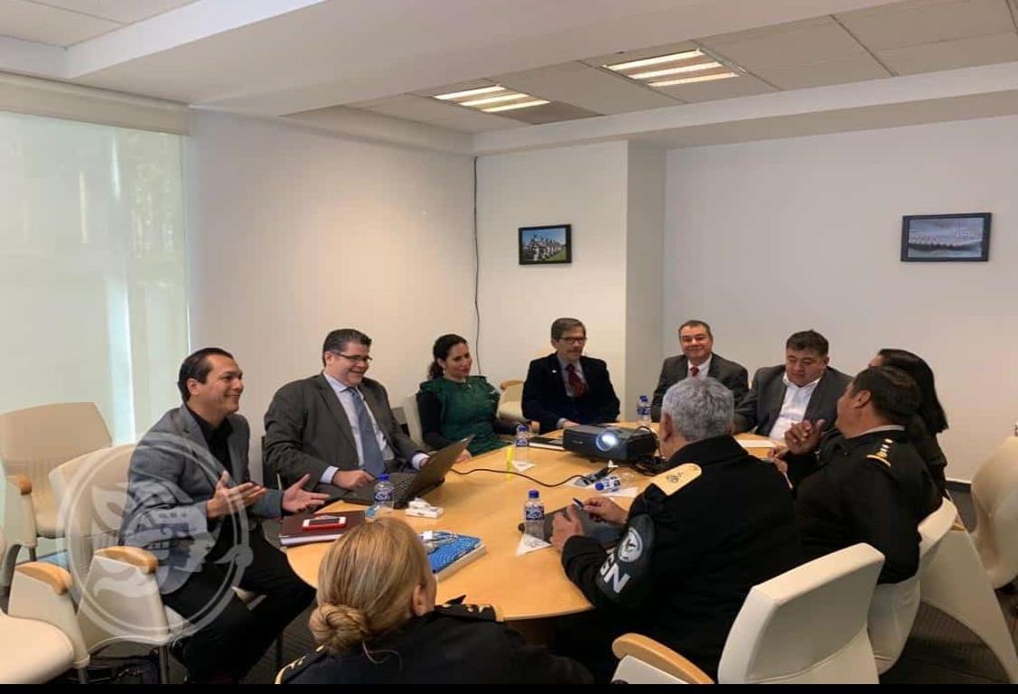 Segunda reunión por la seguridad del sur de Veracruz